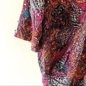Anthropologie Dresses - Anthropologie Patterned dress Edme & Esyllte